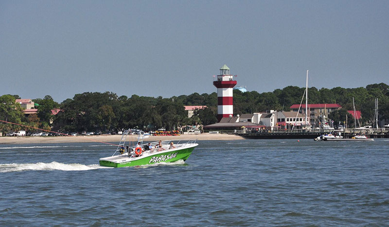 h2o-sports-hilton-head-boat-harbourtown-lighthouse