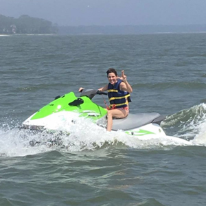 Jet Ski and Waverunner